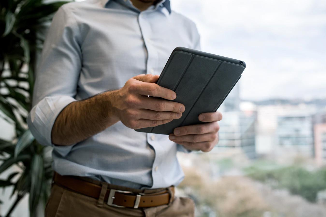 Lesgeven met iPad – basistraject