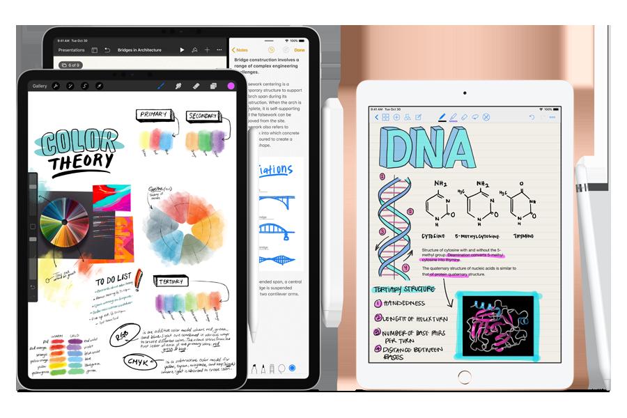 iPads in het onderwijs