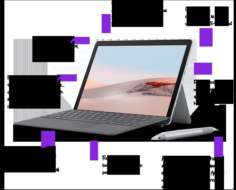 Microsoft Surface : plus qu'un appareil