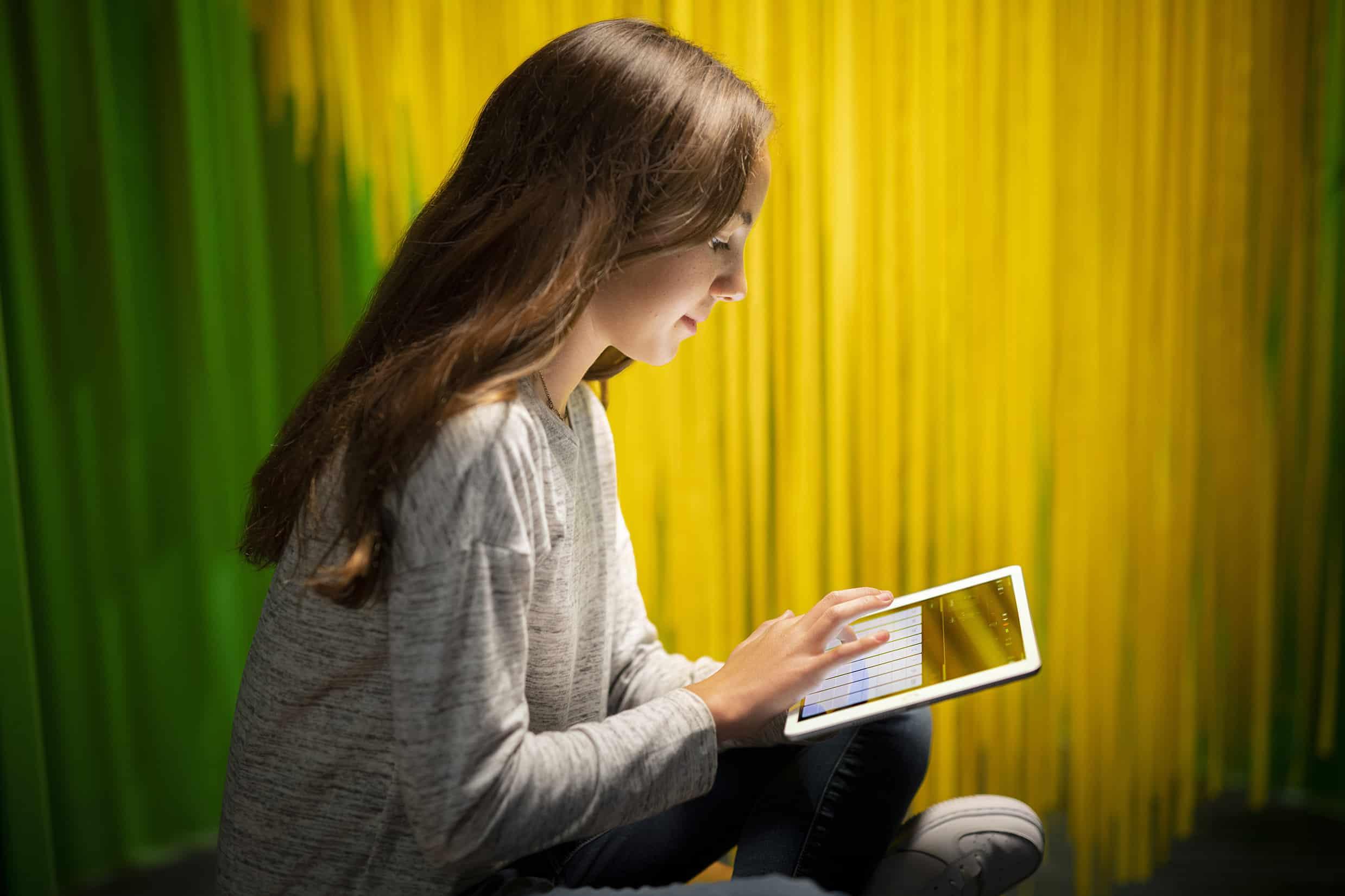 tablet école